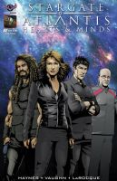 Stargate Atlantis: Hearts & Minds #2 - Main Cover